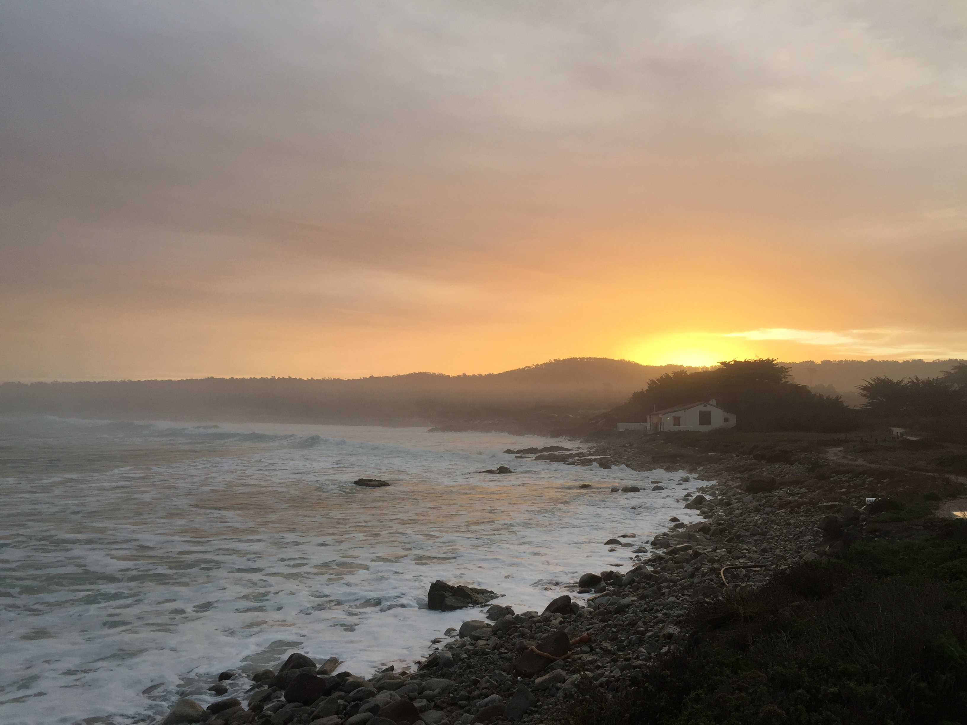 King Tides Documented in January